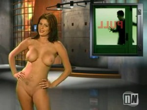 Naked News – Kelli Graham