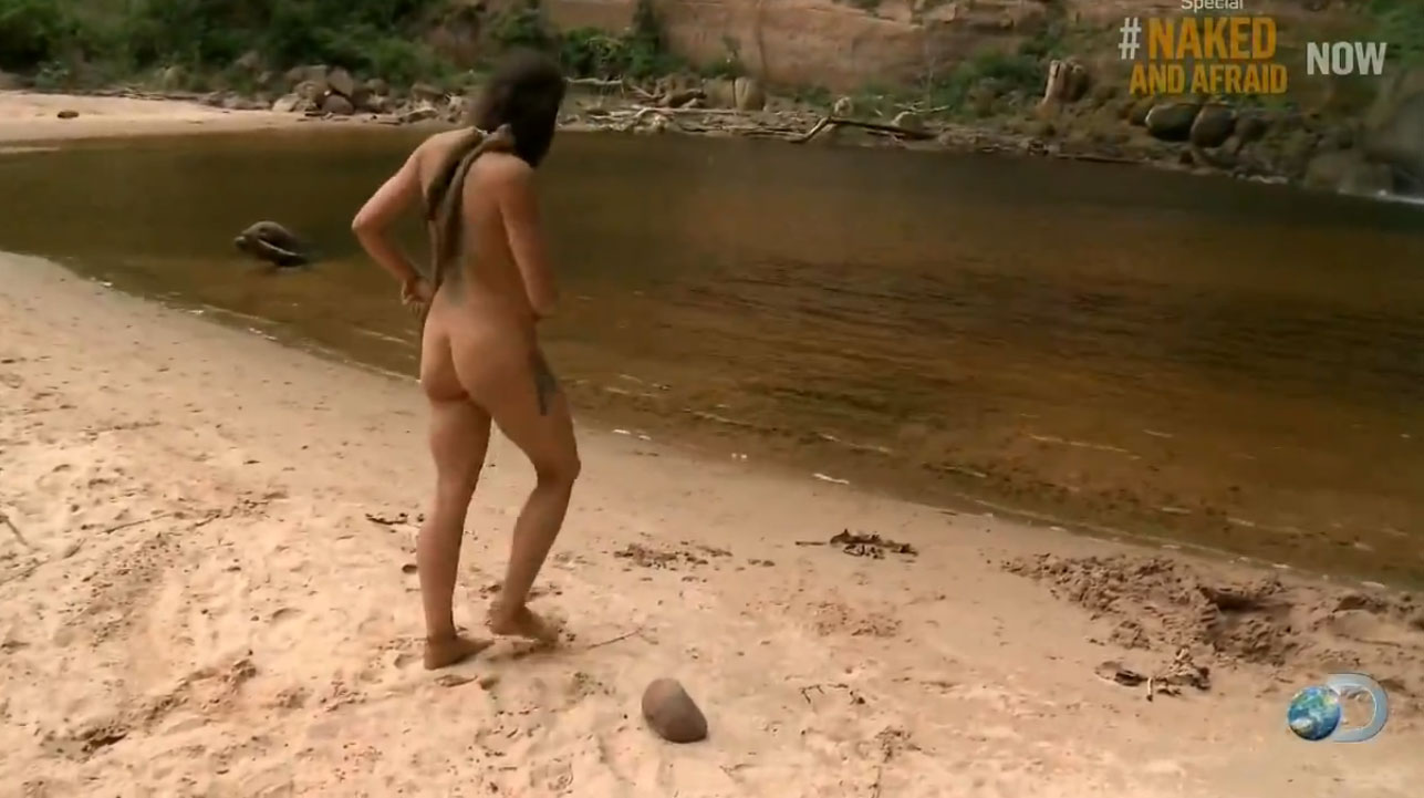 "Naked and Afraid Season 2 ""Bares All"" Special [HD]"