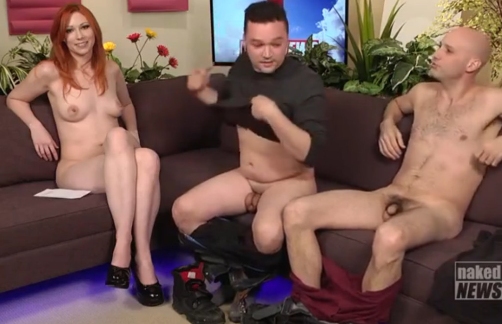 Naked News Full Episode 80