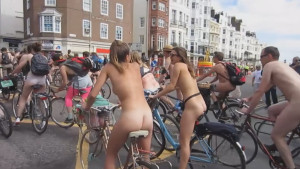 World Naked Bike Ride 2013 [HD]