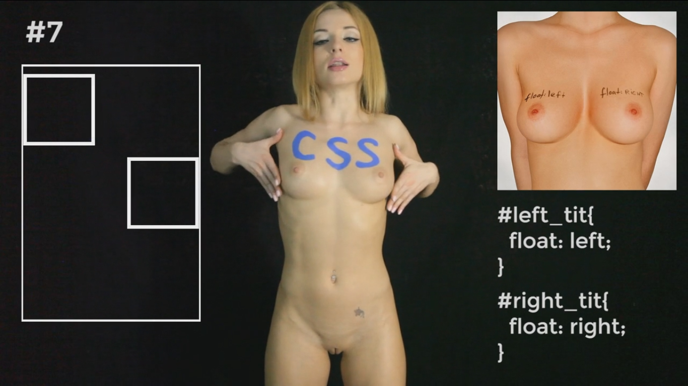 Naked CSS lesson