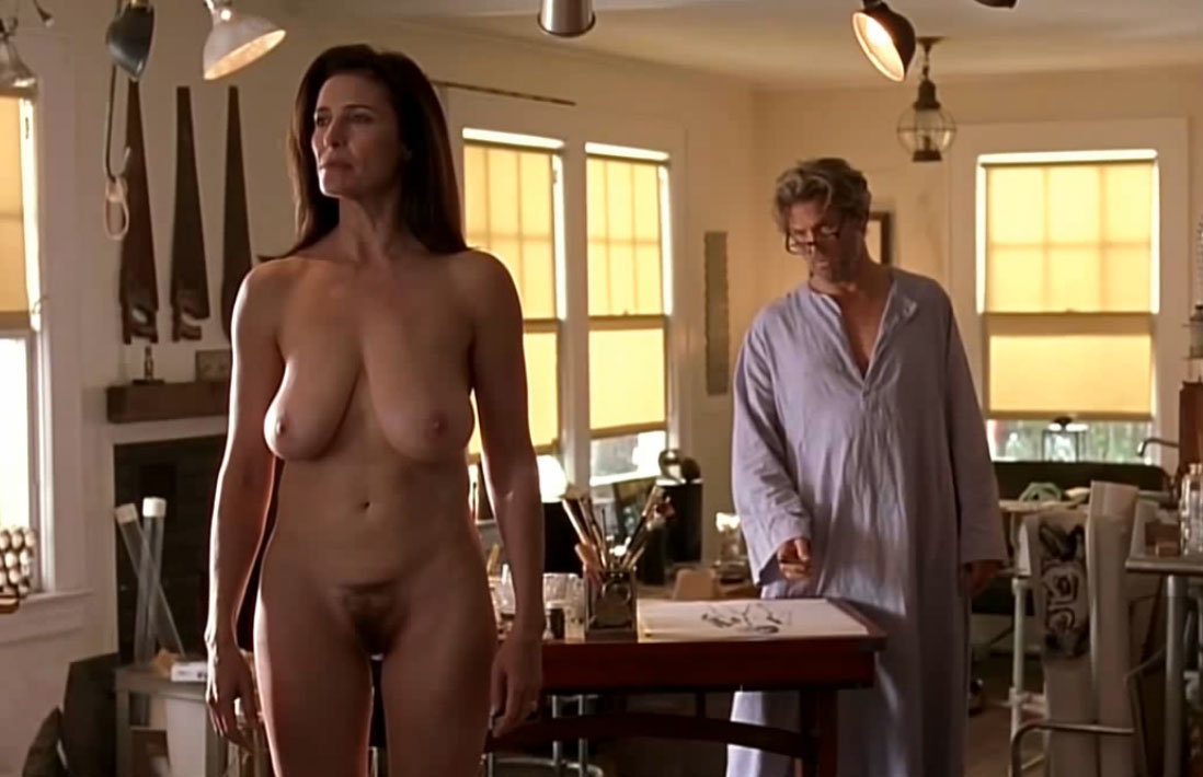 "Mimi Rogers nude scene from ""The Door in the Floor"""