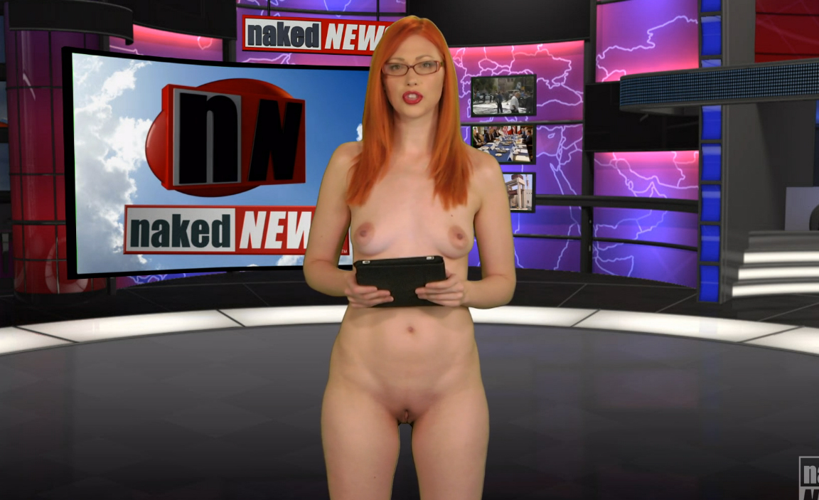 Naked News - full episode from 18-11-14