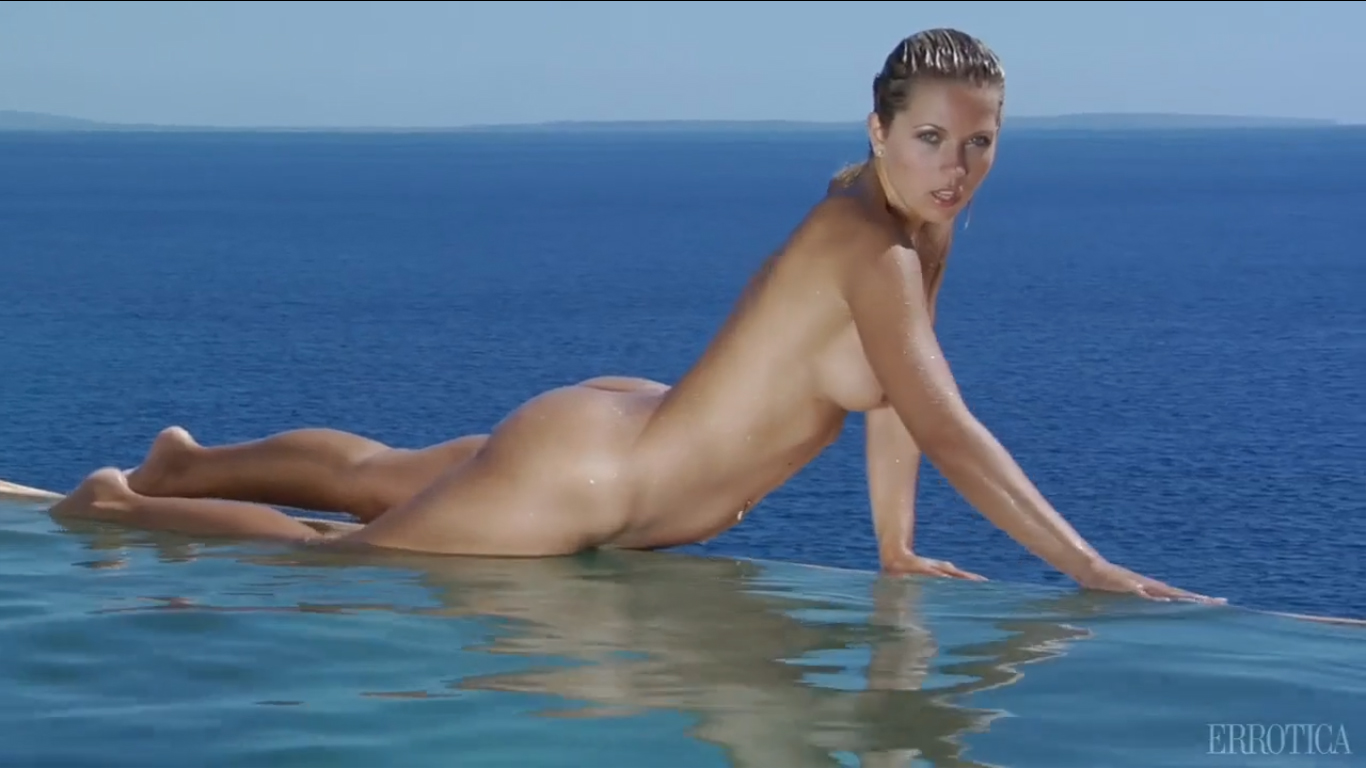 Jenni Gregg - Naked Czech Model