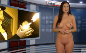 Naked News - full episode from 16-12-2014
