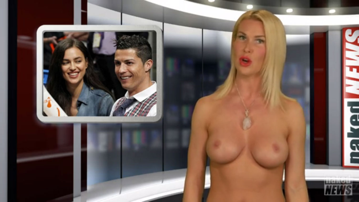 NAKED news Naked news – full episode from 20-1-2015 [HD]