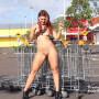 Urban Nude photo shooting for Nude-Muse Magazine
