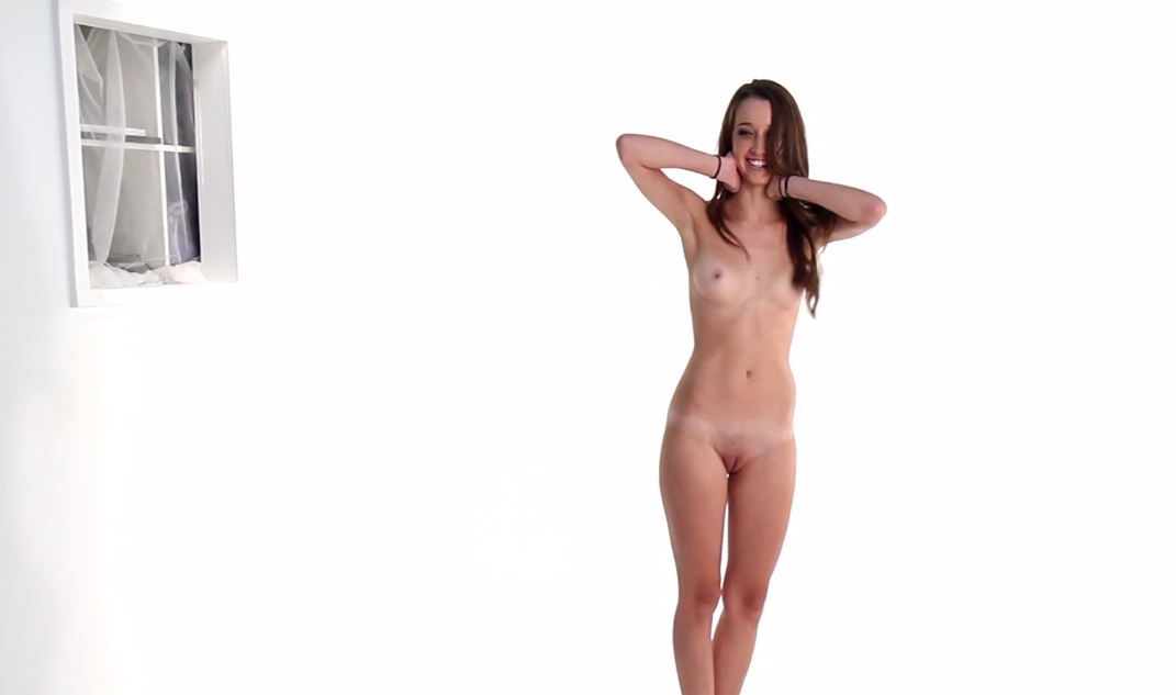 Naked audition by sweet MAYA