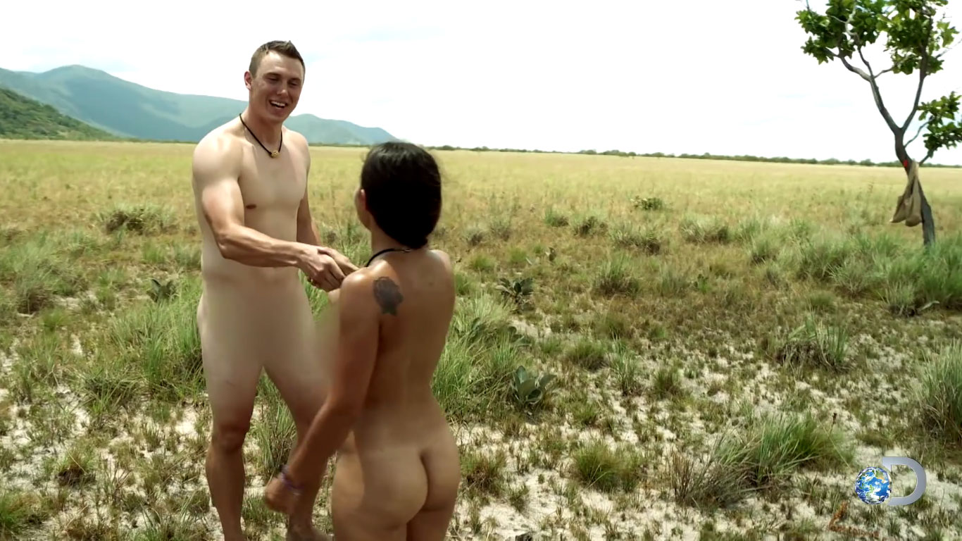 Naked and Afraid - Afften and Zach
