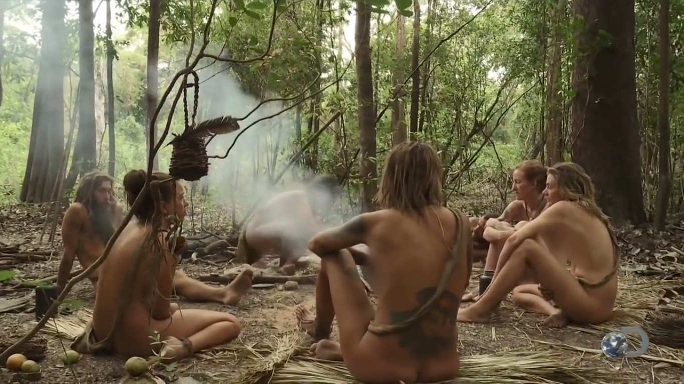 Naked and Afraid - episode 7 full [HD 720]