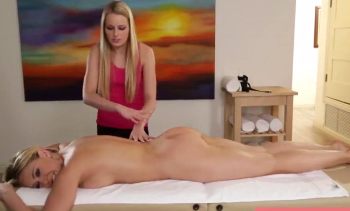 Naked Massage - women to women