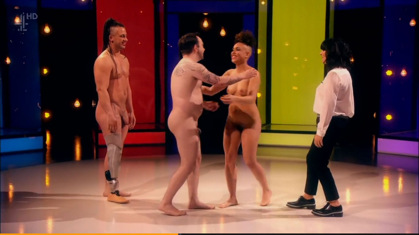 Naked Attraction - season 1 episode 1 [HD]