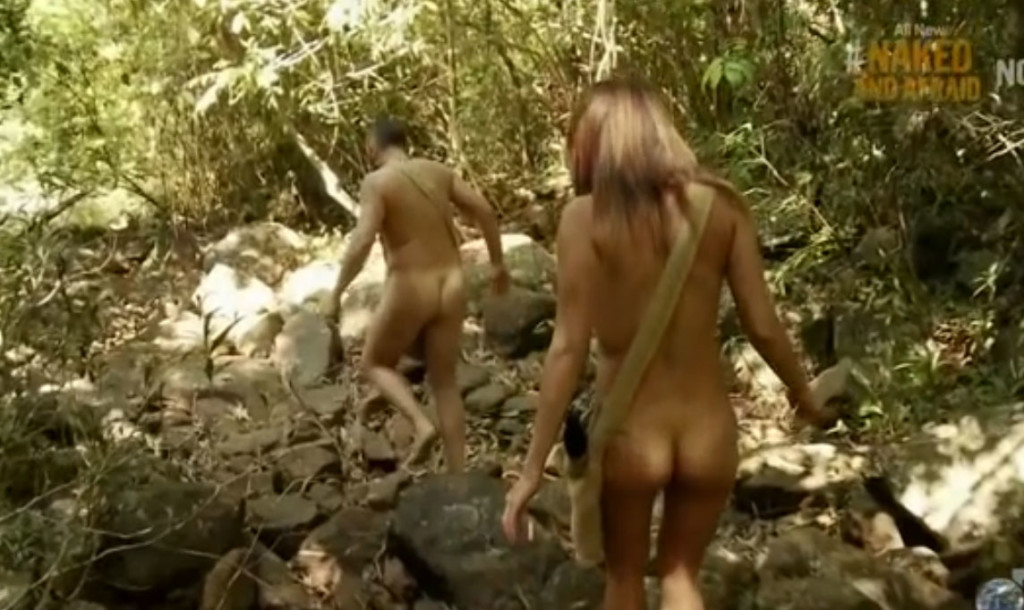 Naked and afraid laura, hot serbian girl